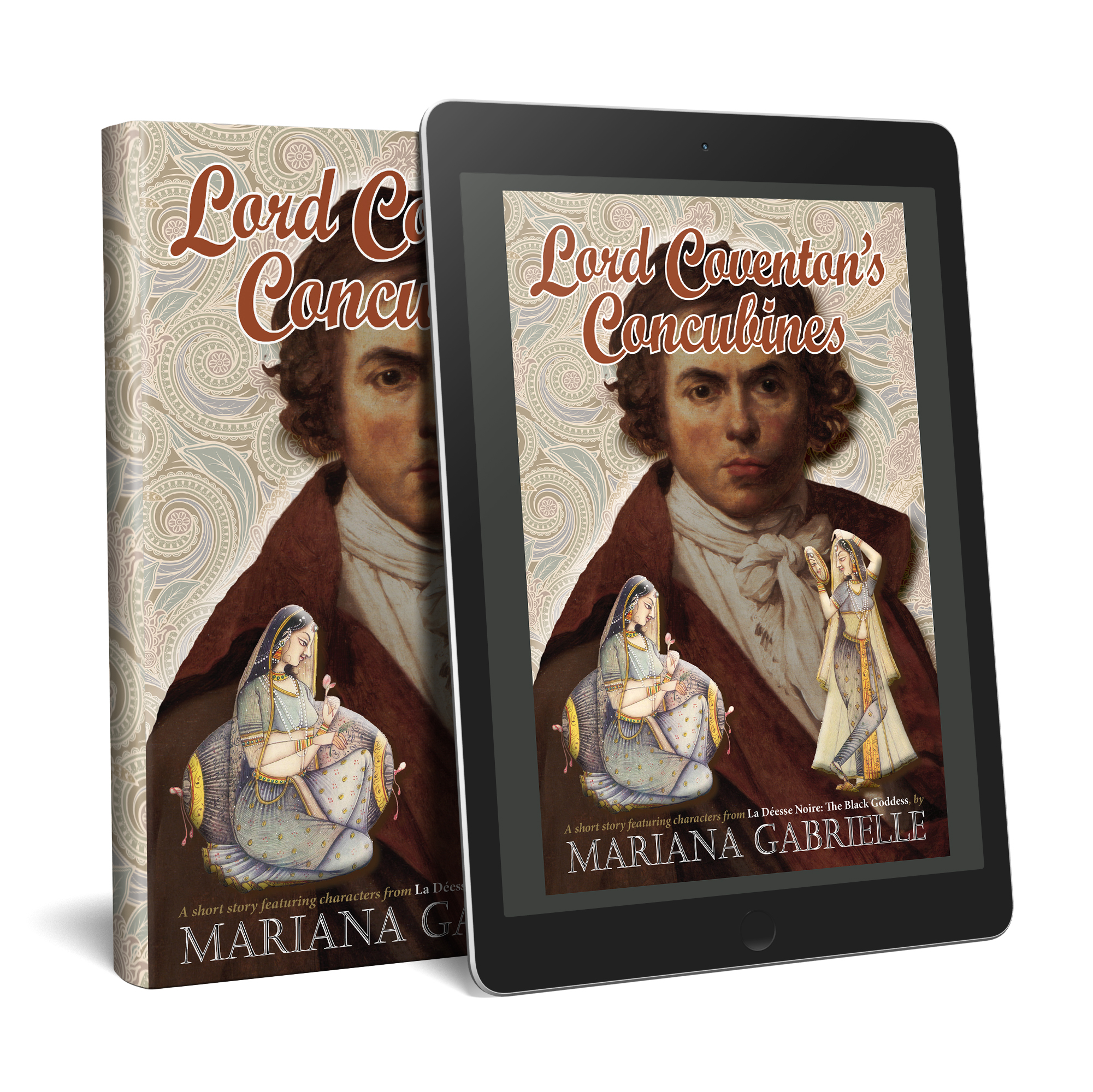 Lord Coventon's Concubines e-book