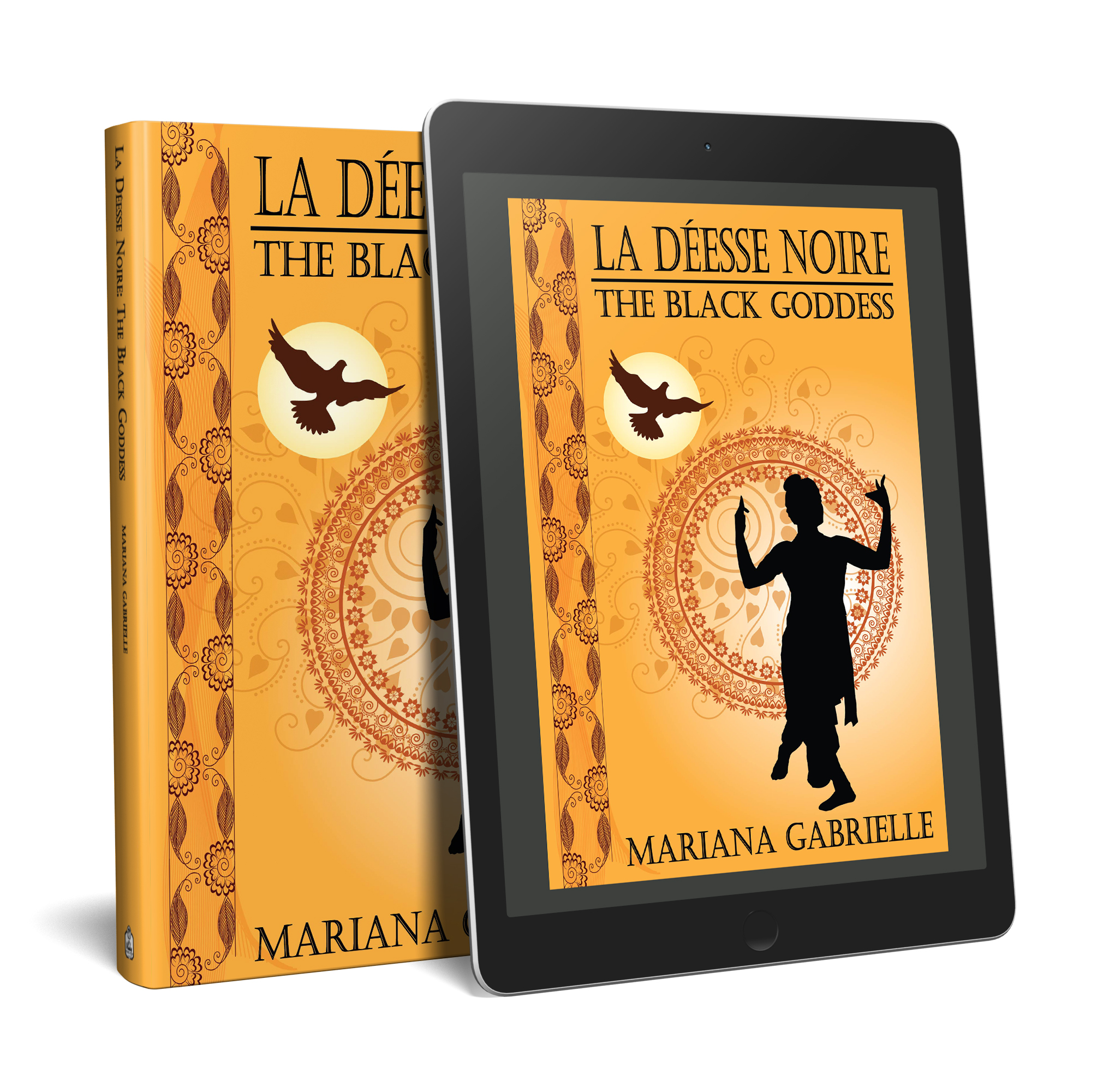 La Deesse Noire: The Black Goddess e-book