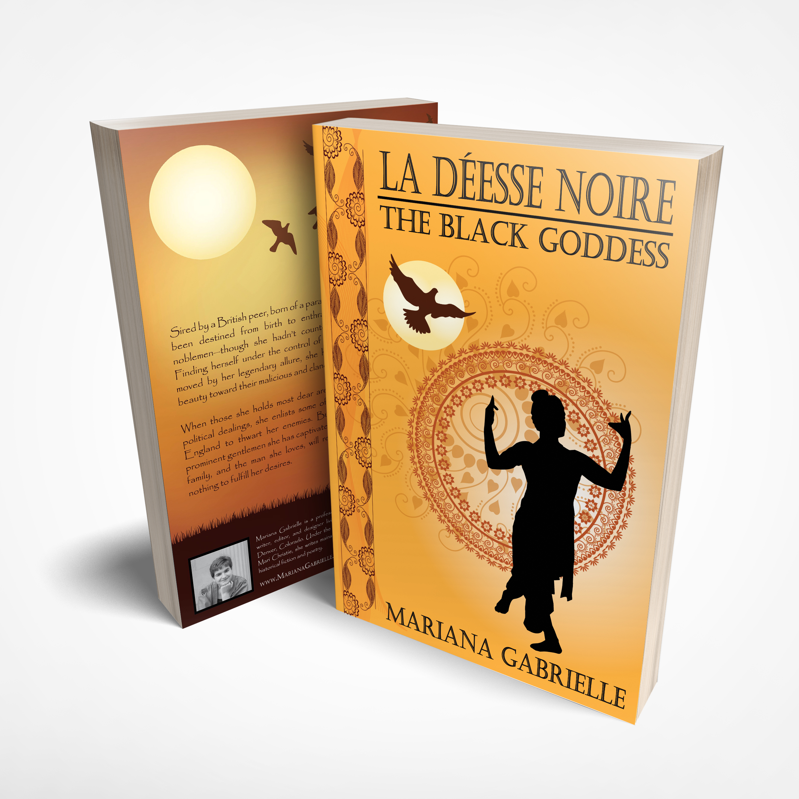 La Deesse Noire: The Black Goddess Paperback