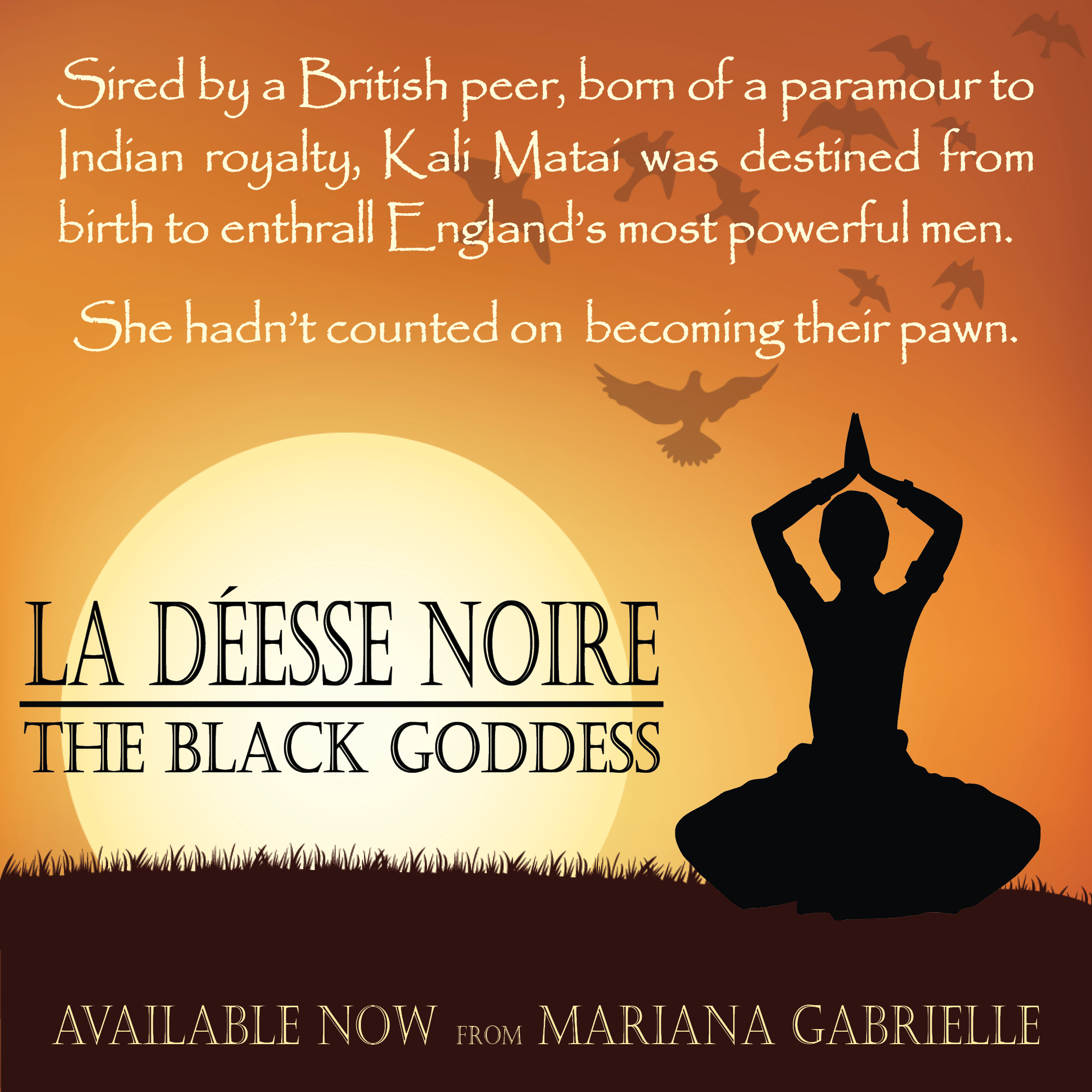 La Deesse Noire: The Black Goddess SAMPLE